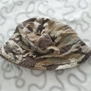 Kids reversible bucket hat size 5t